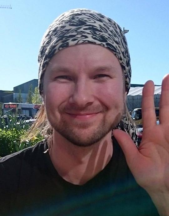 Matti Palosuo
